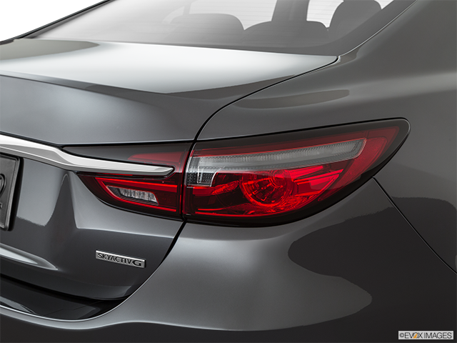 2020 Mazda Mazda6 Passenger Side Taillight