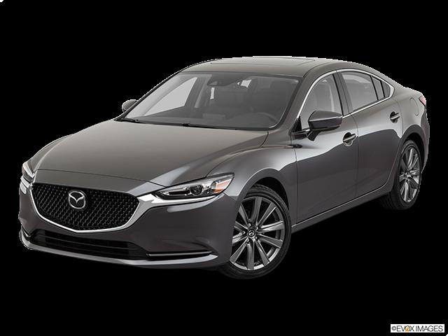 2020 Mazda Mazda6 Front angle view