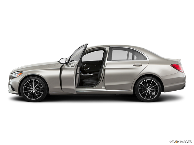 2020 Mercedes-Benz C-Class Driver's side profile with drivers side door open