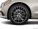 2020 Mercedes-Benz C-Class Front Drivers side wheel at profile