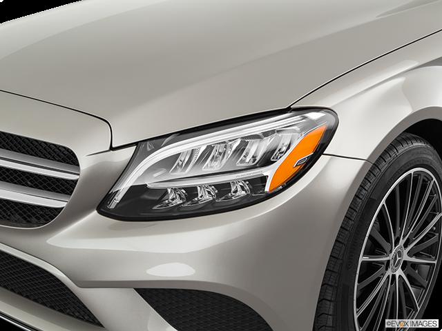 2020 Mercedes-Benz C-Class Drivers Side Headlight