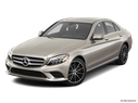 2020 Mercedes-Benz C-Class Front angle view