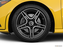 2020 Mercedes-Benz CLA Front Drivers side wheel at profile