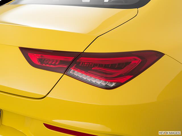 2020 Mercedes-Benz CLA Passenger Side Taillight