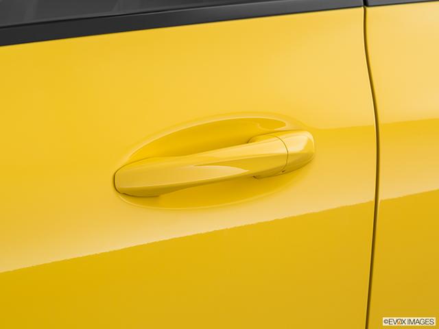 2020 Mercedes-Benz CLA Drivers Side Door handle