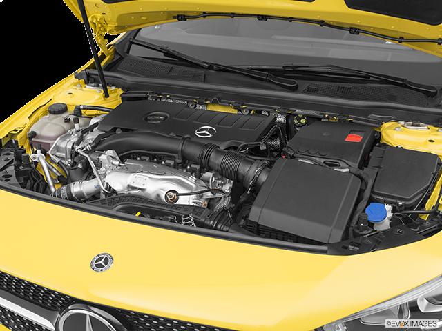 2020 Mercedes-Benz CLA Engine