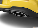 2020 Mercedes-Benz CLA Chrome tip exhaust pipe