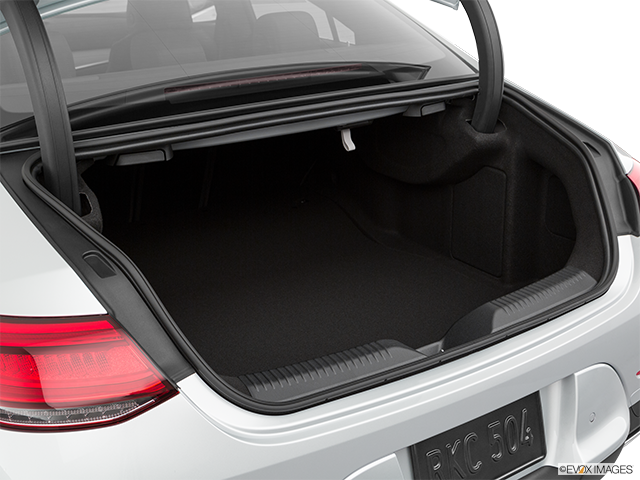 2020 Mercedes-Benz CLS Trunk open
