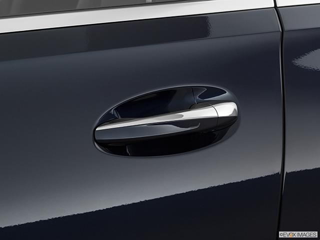 2020 Mercedes-Benz GLE Drivers Side Door handle