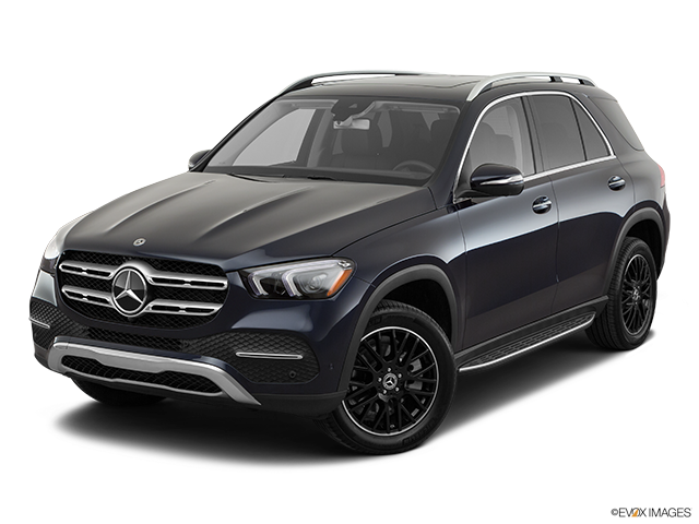 2020 Mercedes-Benz GLE Front angle view