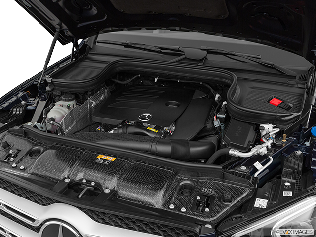 2020 Mercedes-Benz GLE Engine