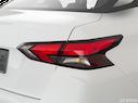 2020 Nissan Versa Passenger Side Taillight