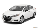 2020 Nissan Versa Front angle view