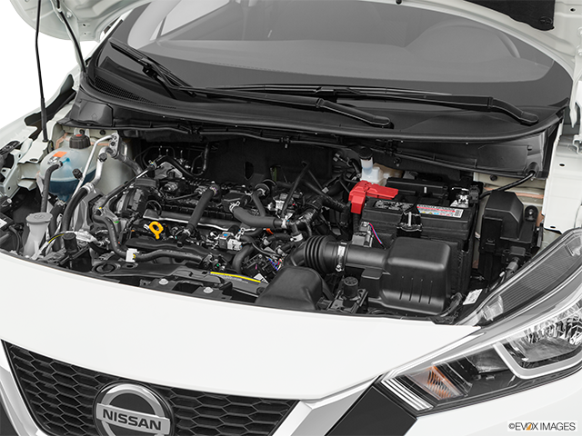 2020 Nissan Versa Engine
