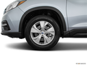 2020 Subaru Ascent Front Drivers side wheel at profile