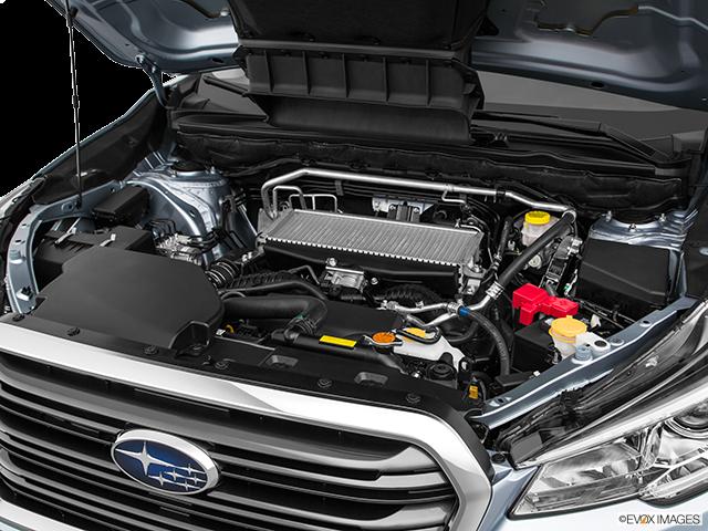 2020 Subaru Ascent Engine