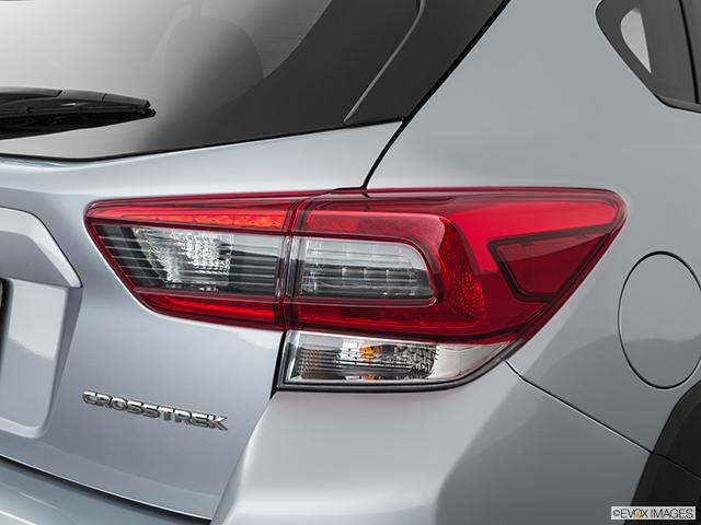 2020 Subaru Crosstrek Passenger Side Taillight