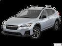 2020 Subaru Crosstrek Front angle view