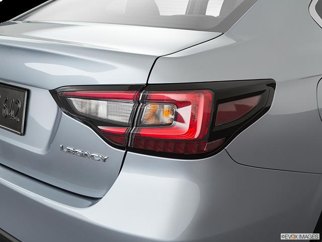 2020 Subaru Legacy Passenger Side Taillight
