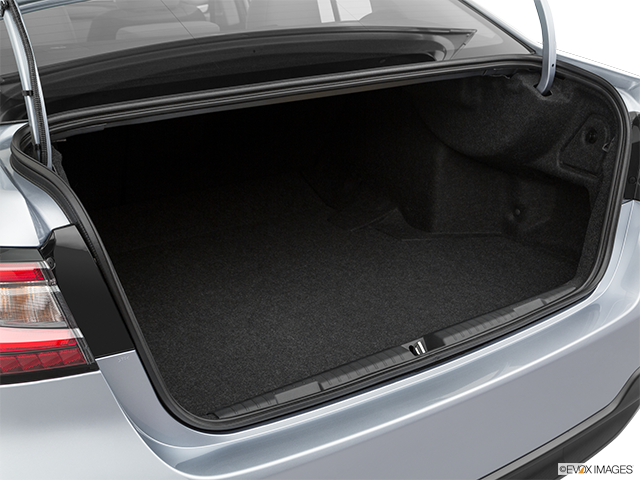 2020 Subaru Legacy Trunk open
