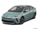 2020 Toyota Prius Front angle view