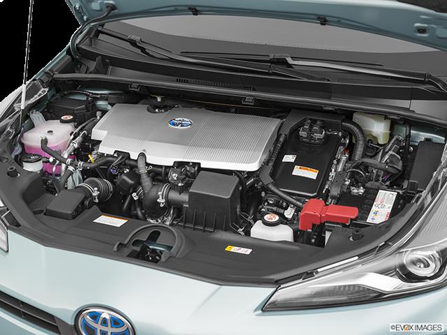 2020 Toyota Prius Engine
