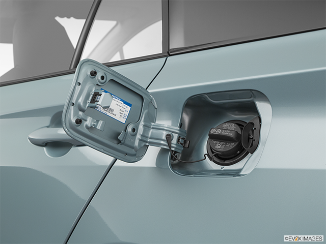 2020 Toyota Prius Gas cap open
