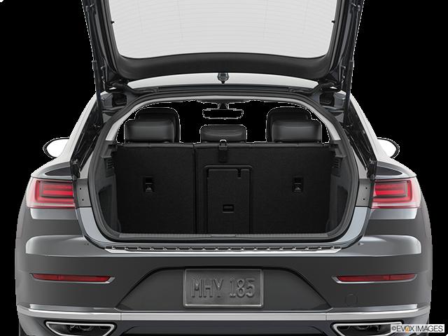2020 Volkswagen Arteon Trunk open