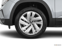 2020 Volkswagen Atlas Cross Sport Front Drivers side wheel at profile