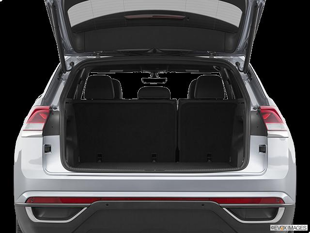 2020 Volkswagen Atlas Cross Sport Trunk open