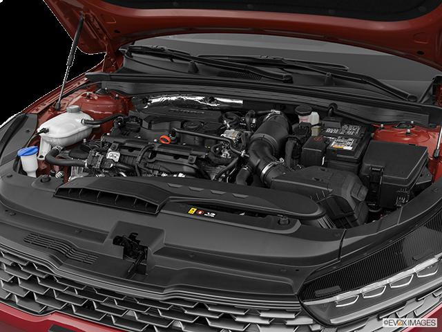 2021 Kia K5 Engine