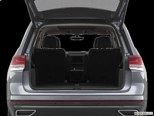 2021 Volkswagen Atlas Trunk open
